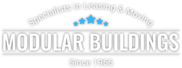 Specialists in Leasing & Moving Modular Buildings Since 1966